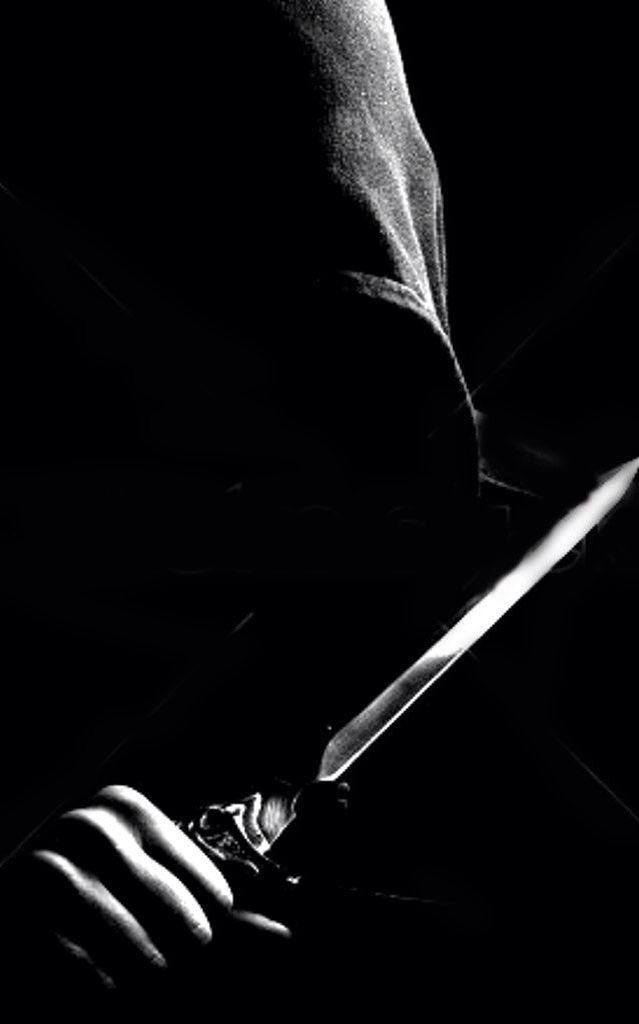 Картинки на аву с ножом