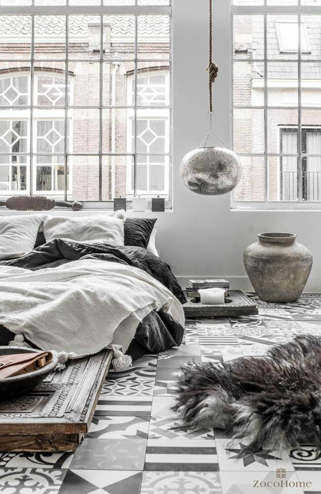 Why not to get Scandinavian style to you home? Use fur, light colors, and lots of wood. See more Scandinavian Home Design Ideas at www.homedesignideas.eu: