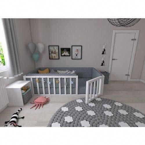 Einzigartige Kleinkinderbettidee   – Build it