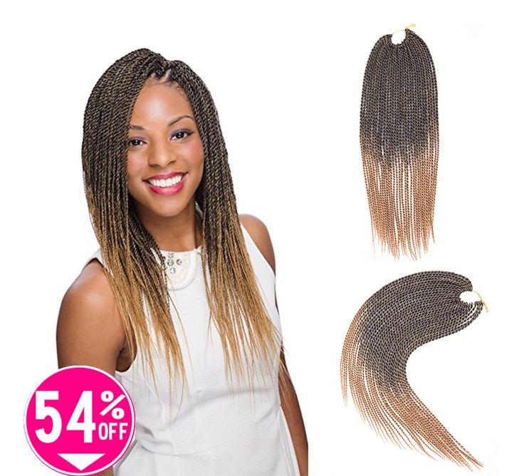 Mejores 7 imágenes de Havana Mambo Twist Crochet Hair Extensions en ...