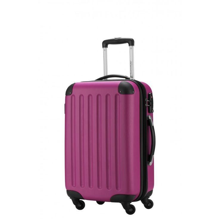 Spree - Handgepäck Koffer Hartschale Magenta matt, TSA, 55 cm, 49 Liter - Magenta #Rollkoffer von #Hauptstadtkoffer.  #Hartschalenkoffer #Handgepäck #Cabinsize #Boardtrolley #Magenta #Rollkoffer #Trolley #Koffer #Travel #Luggage #Reisen #Urlaub #purple #pourpre => mehr Magentafarbene #Reisekoffer: https://hauptstadtkoffer.de/de/reisegepack/alle-produkte?color=58