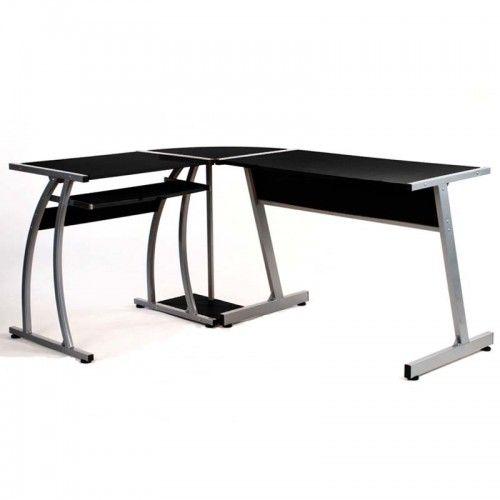 Modern L Shaped Desk,buy a L Shaped Computer Desk  Space Saving -Ideal for both Desktop computers and Laptop computers L Shaped Desk ,Corner Desk,Small L Shaped Desk,Modern L Shaped Desk