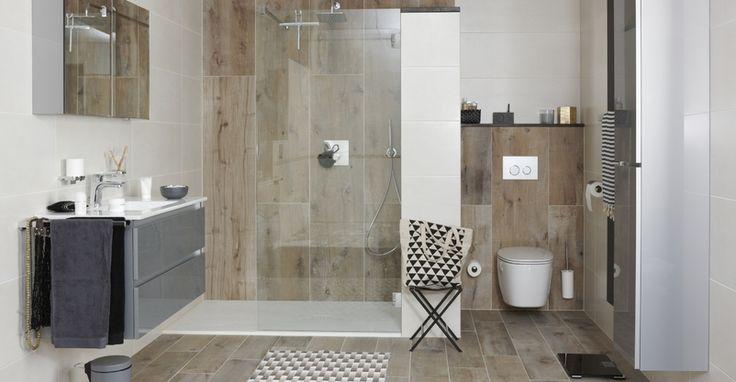bescheiden kleurcombinatie voor de badkamer