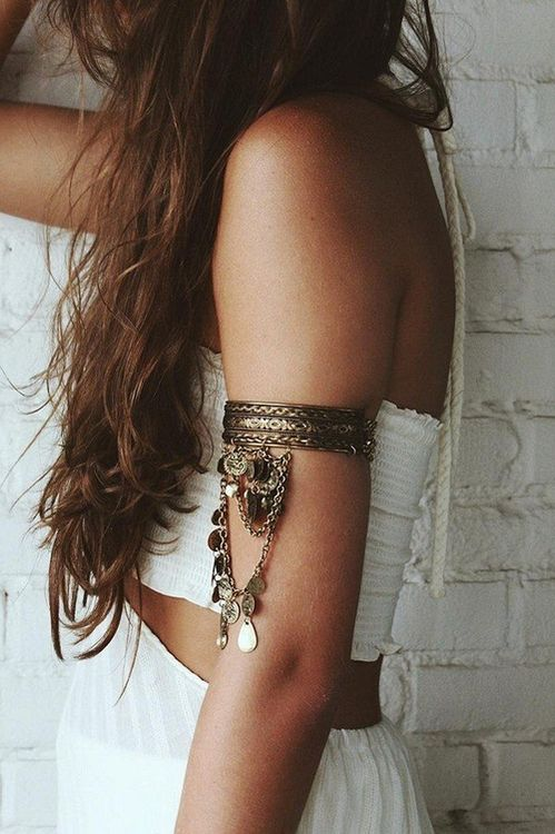 Beautiful bangle #boho #vintage #style