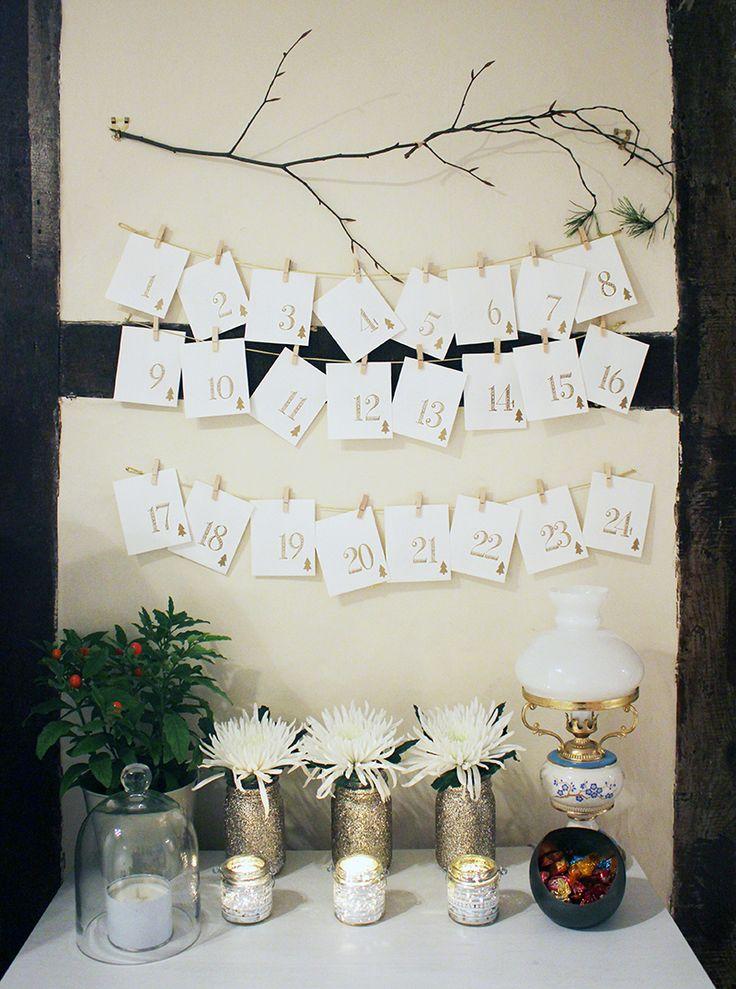 Eclectic Christmas Decor At Home | Christmas decor, Advent