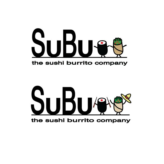 The Sushi Burrito Company by ModFemme