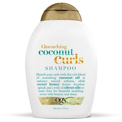 OGXQuenching Coconut Curls Shampoo