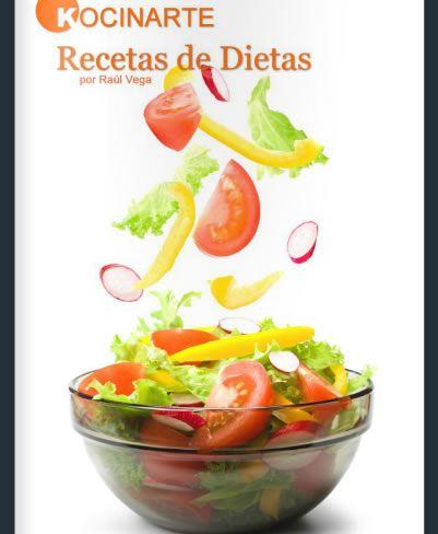 DESCARGA GRATIS EL LIBRO RECETAS DE DIETAS