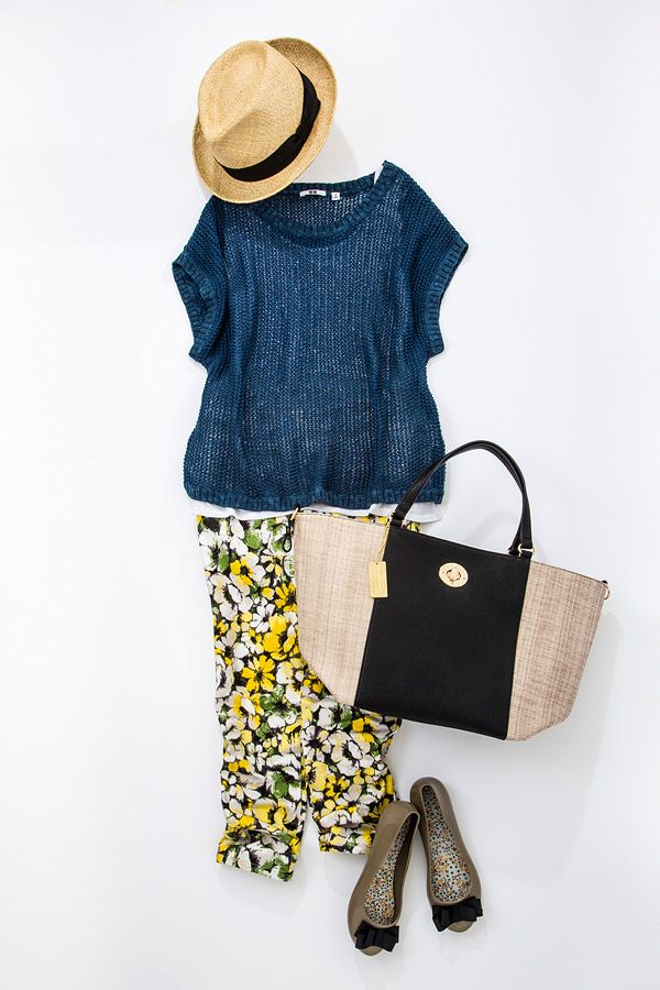 Lesson of the Week: Coordinate that overcomes the real rainy season fashionably (Lumine Tachikawa) | LUMINE MAGAZINE