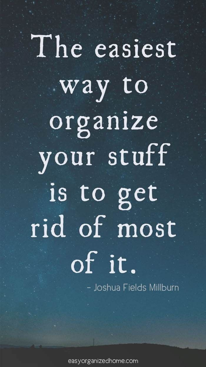 25+ Wonderful Decluttering and Minimalist Quotes For A Less complicated Life