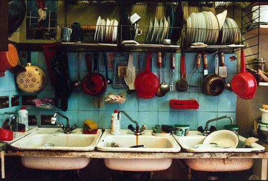 Françoise Huguier Photography - kitchen