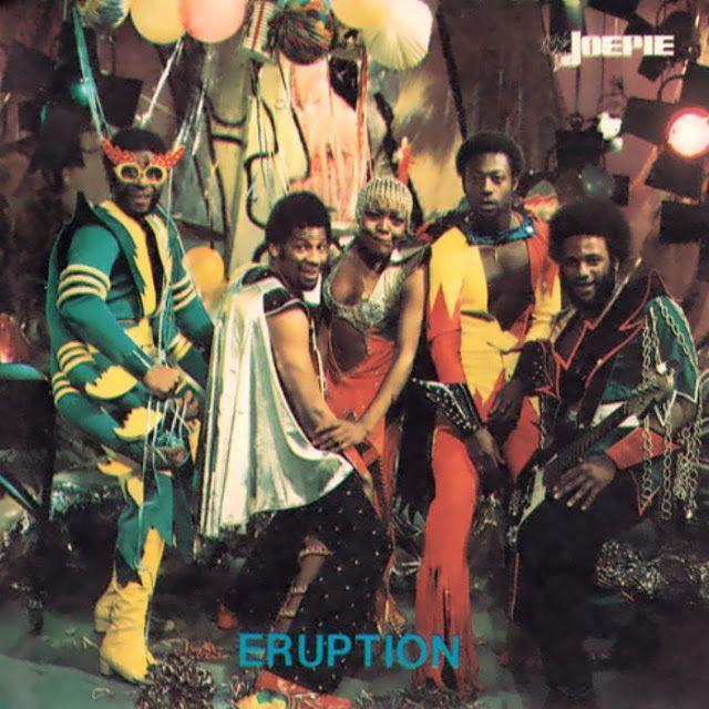 FARIAN MANIA: Eruption feat: Precious Wilson - One Way Ticket (Rock Planet)