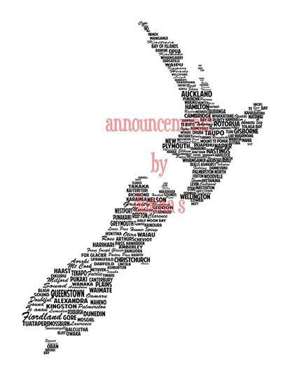 NZ Print www.facebook.com/BirthAnnouncementssbyDonnaS