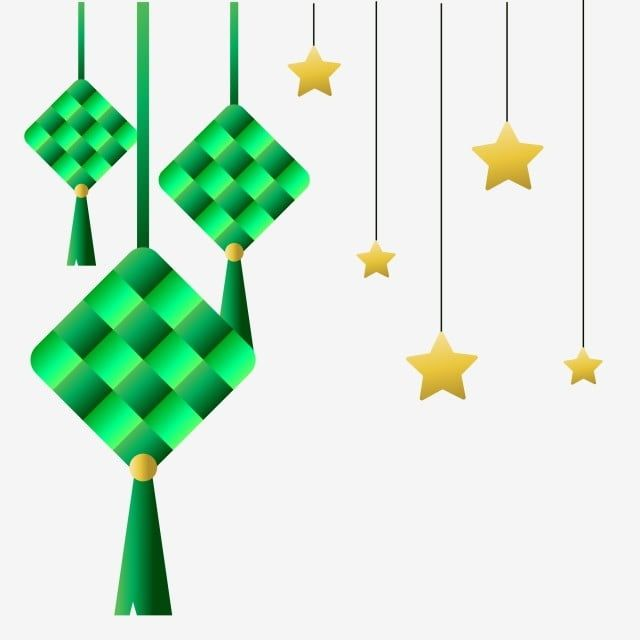 Illustration With Stars And Ketupat Transparent Vector Color Png And Vector With Transparent Background For Free Download Cool Colorful Backgrounds Colorful Backgrounds Star Wars Background