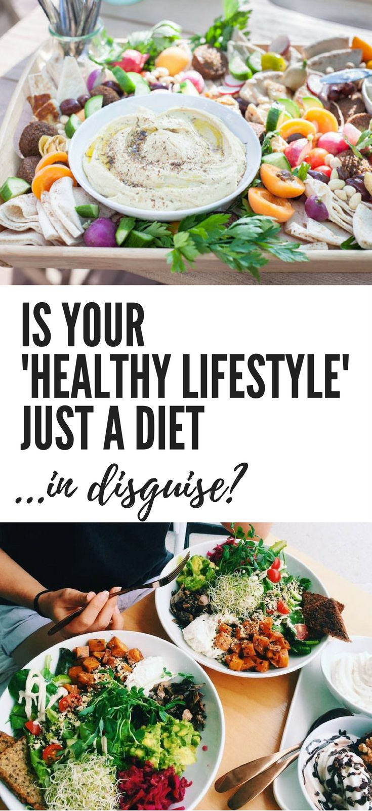 Are you dieting without realising? Check to make sure you're not sabotaging your health and weight.