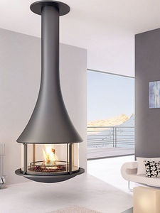 Best 20+ Hanging fireplace ideas on Pinterest | Floating fireplace ...