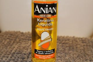 Isa Bestreviews: #30DÍAS30REVIEWS - REVIEW KERATINA LIQUIDA ANIAN