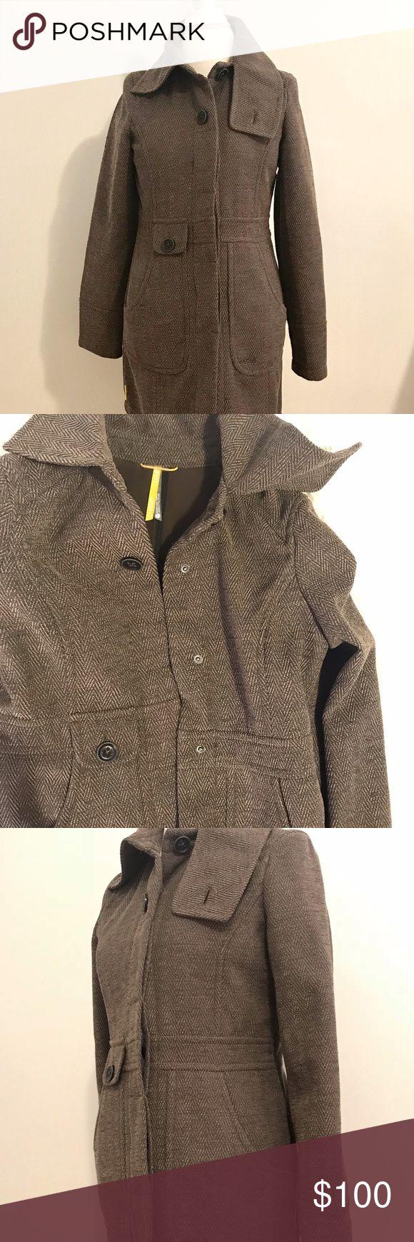 Lolё Peacoat Jacket Lolё Women's Jacket • 100% Polyester • Durable Water Repellent Jacket  Barely Worn. Beautiful Coat. Size Small (4-6) Lole Jackets & Coats Pea Coats