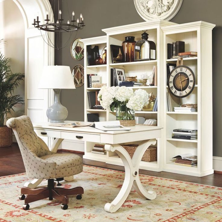 Home Desk Design Ideas: Home Office Furniture