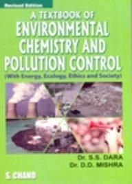 Textbook of Environmental Chemistry and Pollution Control [Paperback] [Nov 30]