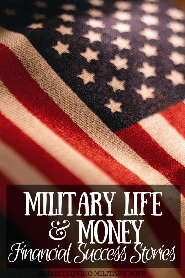 Military Life & Money: Financial Success Story of Jennifer and Michael. An extremely inspirational story of a young military family with big financial goals!