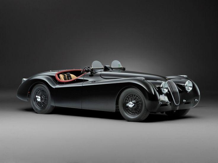 Jaguar XK120 Period Competition Roadster