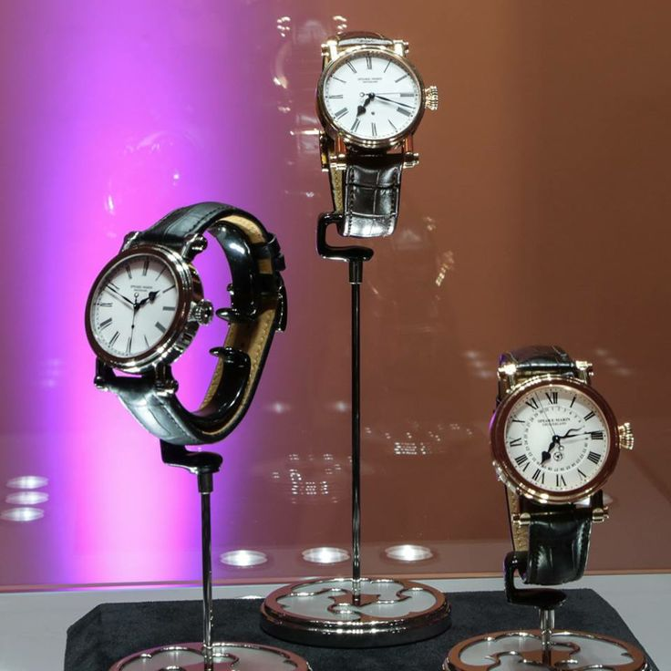 Speake-Marin collection at SalonQP in London http://www.salonqp.com/