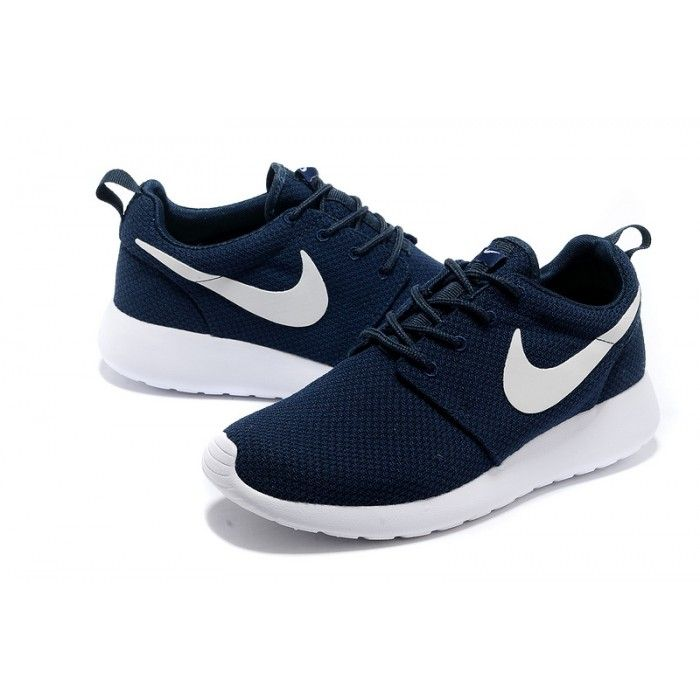 the best attitude 4da40 695a4 cheapest nike roshe run mens navy navy blue fc9c4 a973f