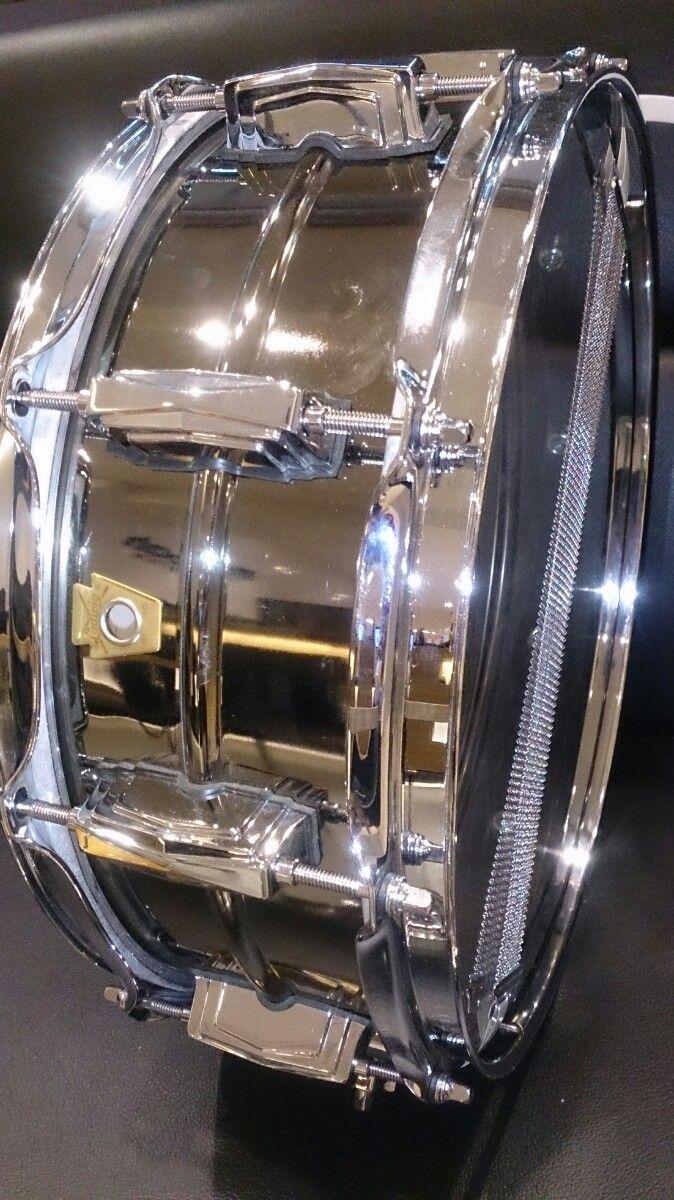Ludwig LB416 Black BeautyBrass 14×5 音抜けがよく、抜群の存在感!サウンドスタジオノア恵比寿店 03-5447-6066 #drum #music #studionoah #ドラム #スネア #Ludwig
