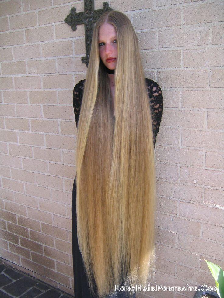 Mandy at Longhairdivas.com | Long hair love | Pinterest ...