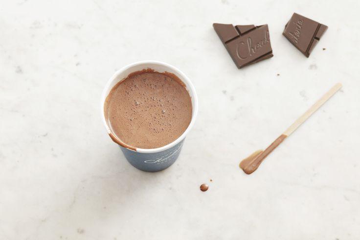 Chocolat Chaud à la Chocolaterie Cyril Lignac