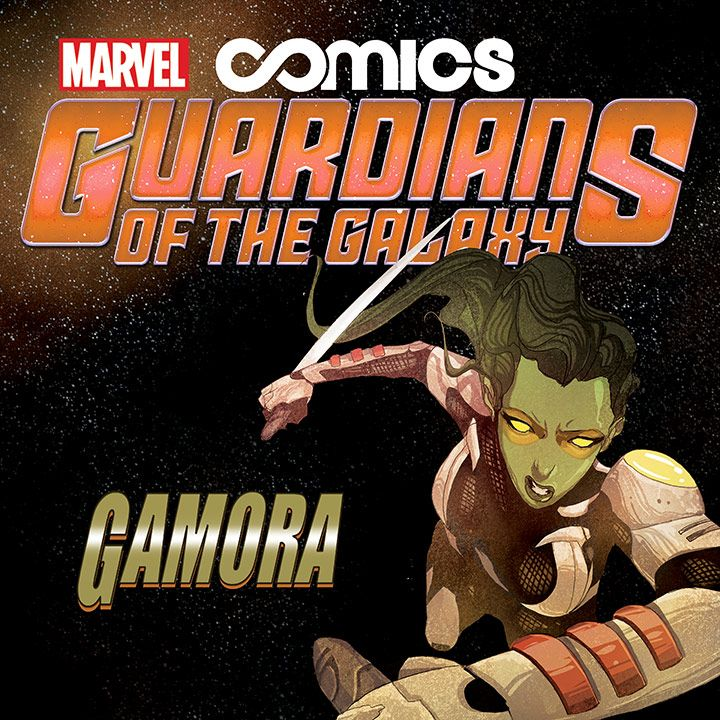 Download the Guardians of the Galaxy: Gamora Infinite Comic for free via the Marvel Comics App!  Check out the press release right here.