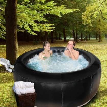 Best Portabler Whirlpool f r Innen oder Drau en bereitet gro e Freude