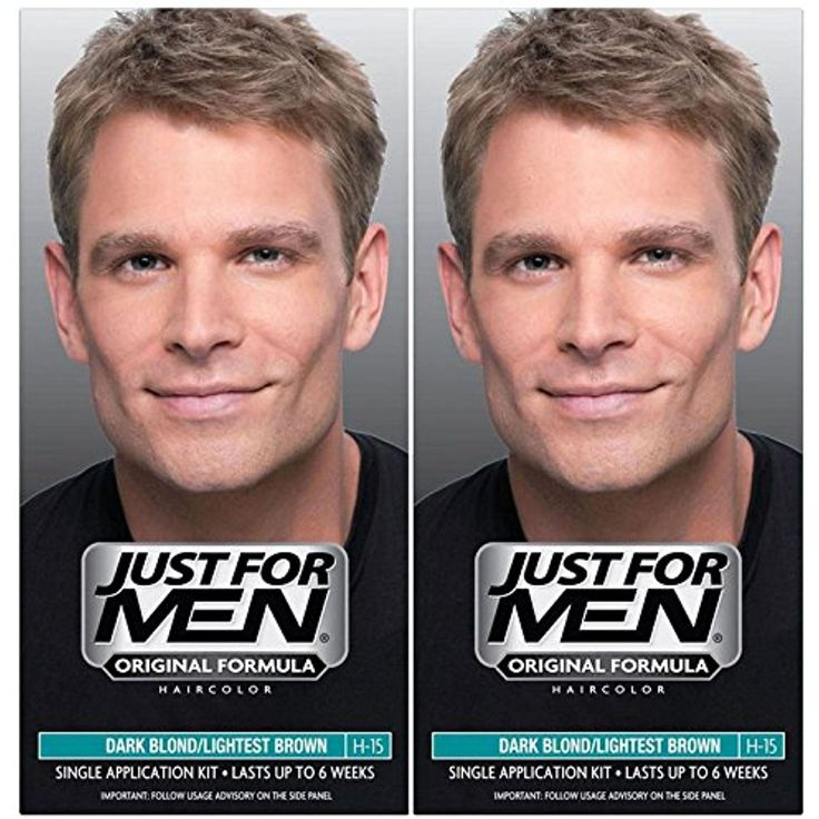 Just For Men Shampoo-In Hair Color - Dark Blond/Lightest Brown - 2 pk * You can find out more details at the link of the image. (This is an affiliate link and I receive a commission for the sales)