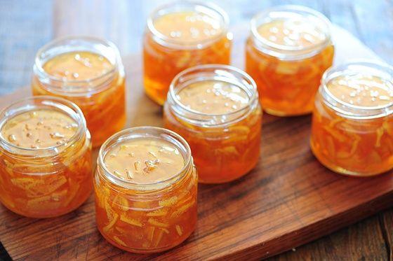 Aktuálně - Recepty - Pomerančová marmeláda - Senivia