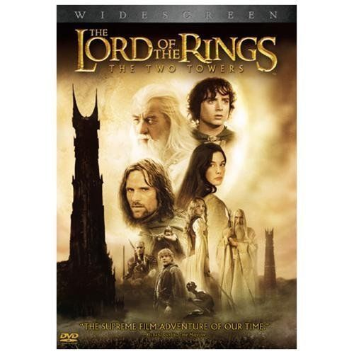 The Lord of the Rings: The Two Towers (DVD, 2003, 2-Disc Set, Widescreen Two Di… | DVDs & Movies, DVDs & Blu-ray Discs | eBay!