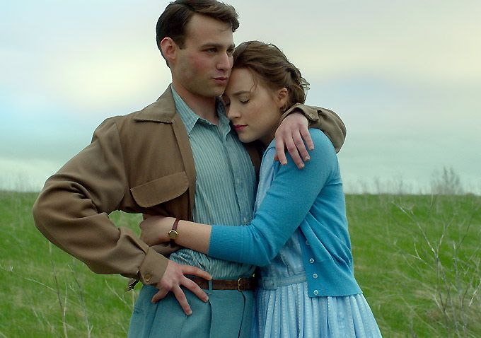 Why one of the trickiest scenes in 'Brooklyn' sounds so good