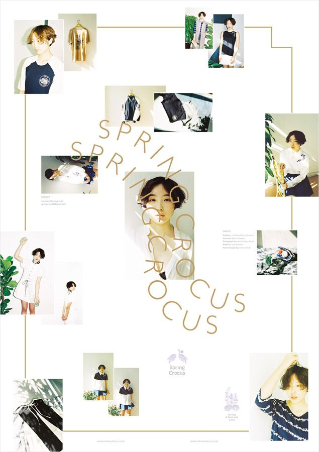 SPRING CROCUS 2013S/S (POSTER)