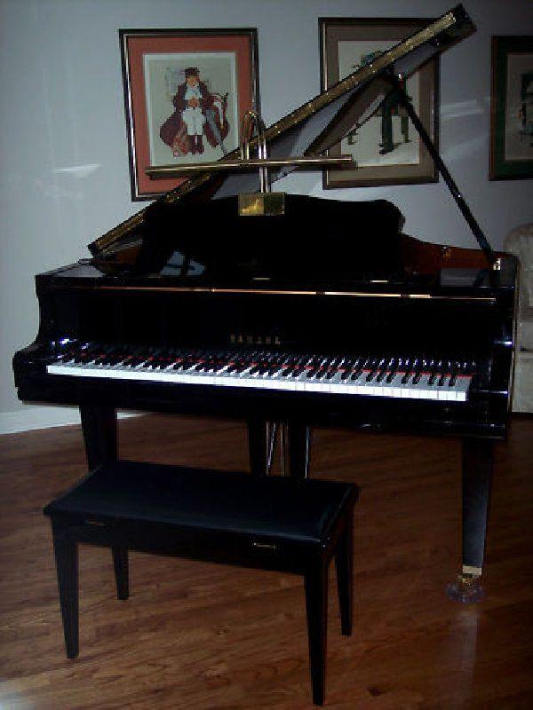 excellent yamaha baby grand piano lilburn georgia dream pianos pinterest grand pianos. Black Bedroom Furniture Sets. Home Design Ideas