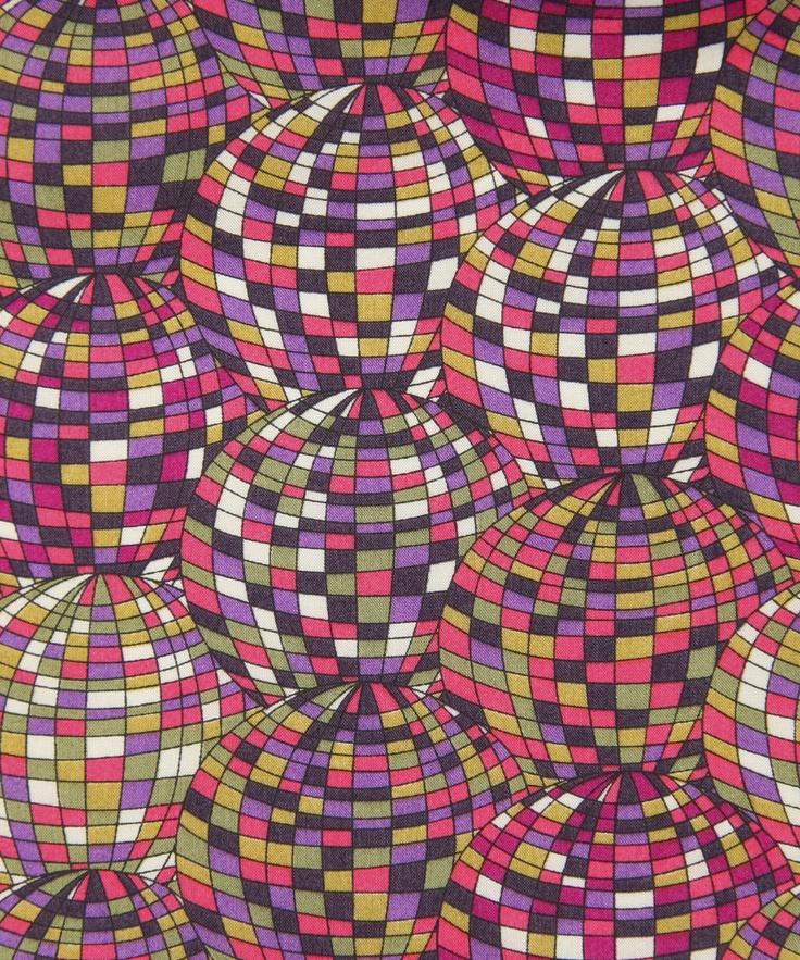 Emilia de Poret A, Liberty Art Fabrics