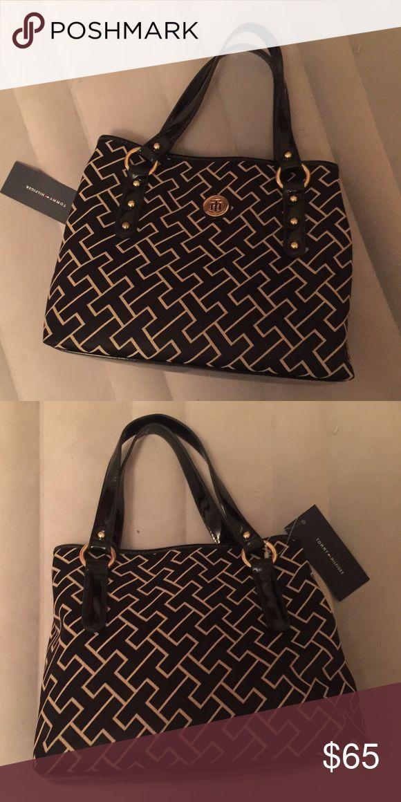 NWT Tommy Hilfiger purse Medium-sized Tommy Hilfiger purse. Brand new Tommy Hilfiger Bags
