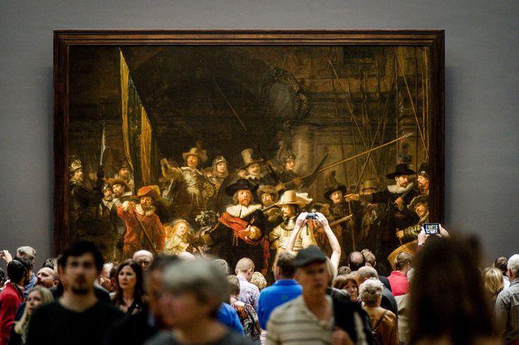 Le Rijksmuseum d'Amsterdam élu musée européen de l'année