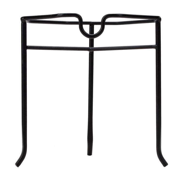 """webstaurantstore.com - Metal Stand for Core 1 Gallon Beverage Dispenser  7 3/4"""" L x 7 3/4"""" W Overall Height: 9 1/2""""  Height to Dispenser Support: 7 1/2""""  $4.39"""