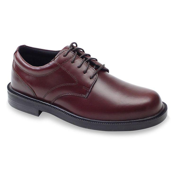 Deer Stags Times Men's Dress Shoes, Size: medium (10.5), Brown