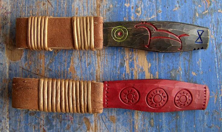Lovely knives - www.surolle.se