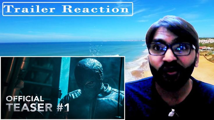 RENDEL Official Trailer Teaser Reaction | Superhero Sci-Fi | Action Movi...