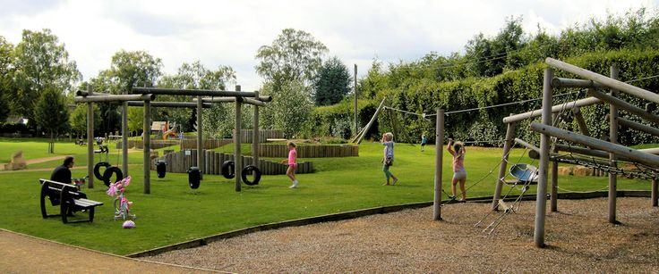 Chipping Campden Playground is a 5 minute walk from the High Street