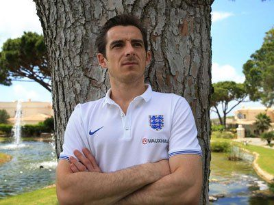 Leighton Baines out of England squad against Slovenia