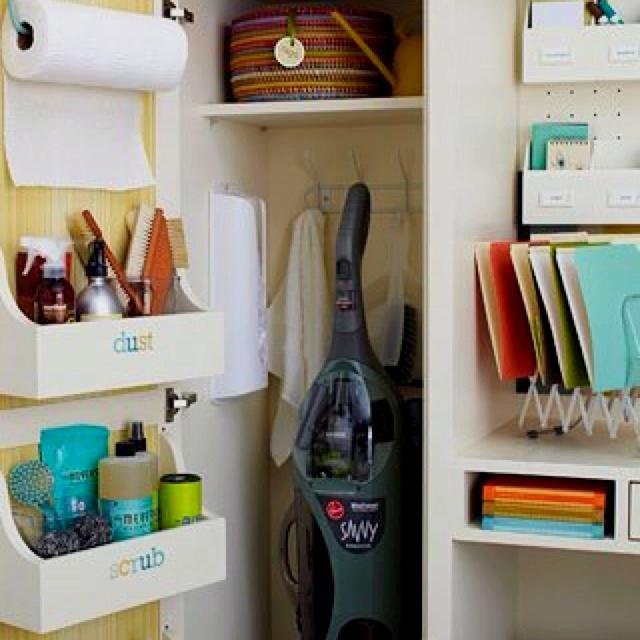 https www.hometourseries.com garage-storage-ideas-makeover-302 - Broom Closet Organizer Ideas