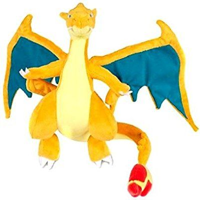 Mega Charizard Y Poké Plush (Large)